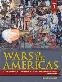 REV: Wars of the Americas, David Marley