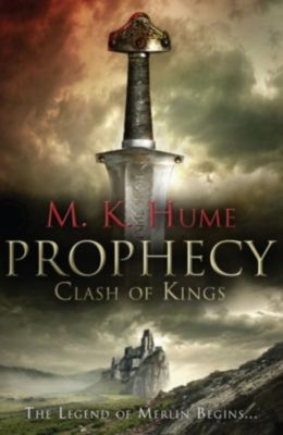 Review: Prophecy: Clash of Kings (Prophecy Trilogy 1), M. K. Hume