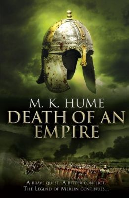 Review: Prophecy: Death of an Empire (Prophecy Trilogy 2), M. K. Hume