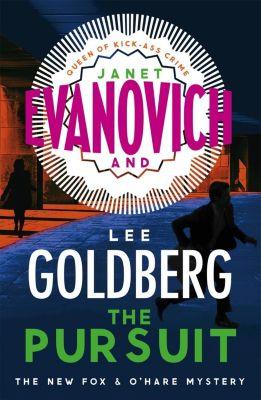 Review: The Pursuit, Janet Evanovich, Lee Goldberg