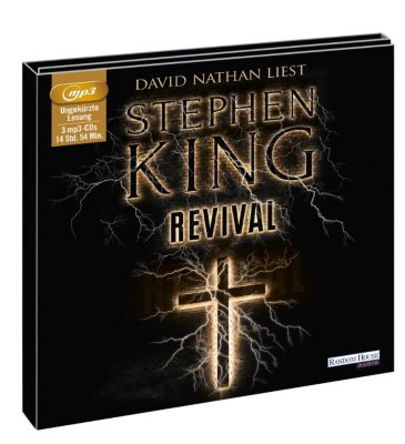 Revival, 3 MP3-CDs - Stephen King pdf epub