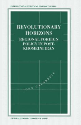 Revolutionary Horizons, John Calabrese