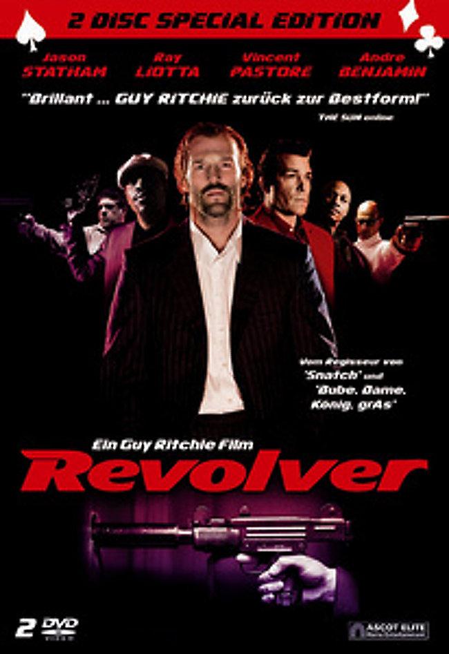 Revolver DVD jetzt bei Weltbild ch online bestellen