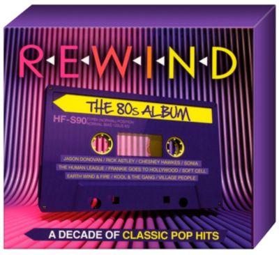 Rewind - The 80s Album (3 CDs), Various