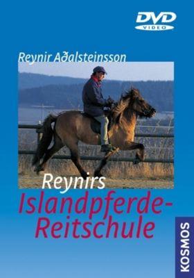 Reynirs Islandpferde-Reitschule, Reynir Adalsteinsson