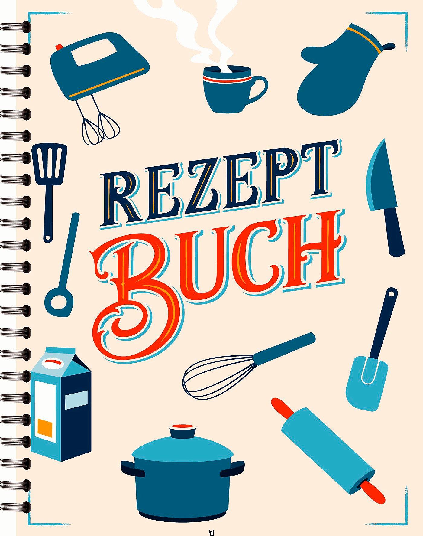 Rezeptbuch Eintragbuch Jetzt Bei Weltbildde Bestellen