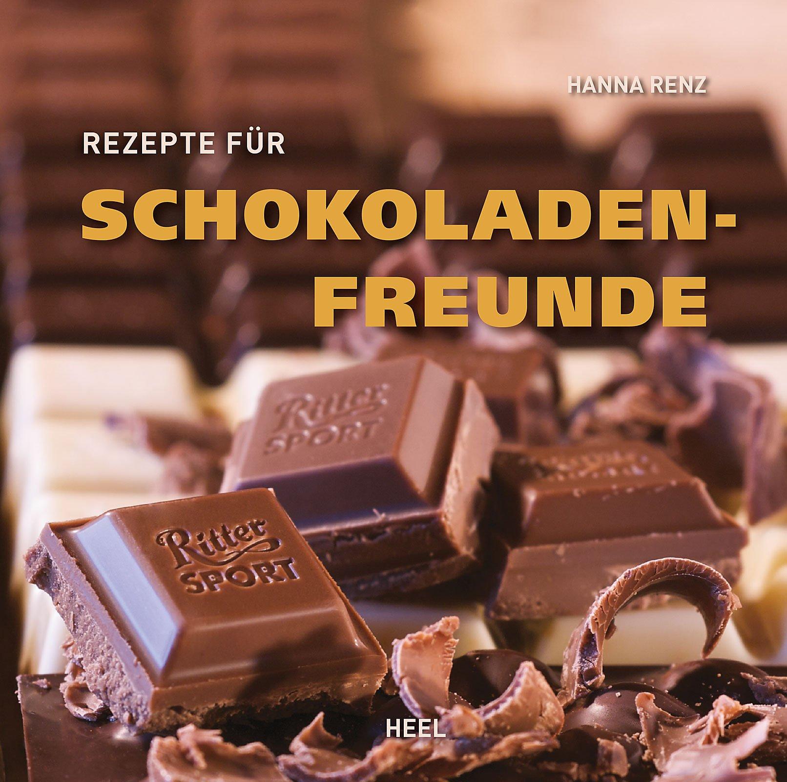 Rezepte Für Schokoladenfreunde Buch Bei Weltbildde Bestellen