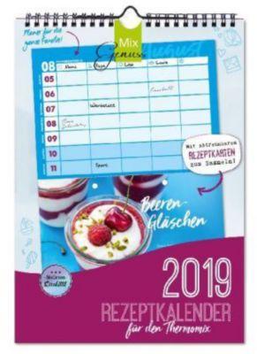 Rezeptkalender für den Thermomix 2019, Corinna Wild
