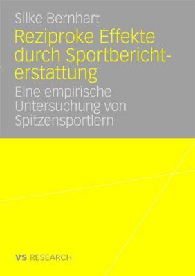 Reziproke Effekte durch Sportberichterstattung, Silke Bernhart