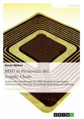 RFID in Prozessen der Supply Chain, Karin Weber