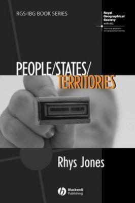 RGS-IBG Book Series: People - States - Territories, Rhys Jones