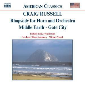 Rhapsodie F.Horn & Orchester, Todd, Nowak, San Luis Obispo Sym