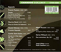Rhapsodie F.klarinette U.klav. - Produktdetailbild 1