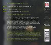 Rhapsodien/Walzer/Händel-Varia - Produktdetailbild 1
