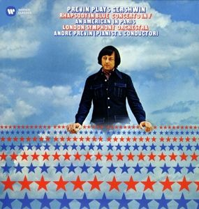Rhapsody In Blue,An American In Paris (Lp), André Previn, Lso