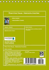 Rhein-Kreis Neuss - Malerische Ansichten (Tischkalender 2019 DIN A5 hoch) - Produktdetailbild 13