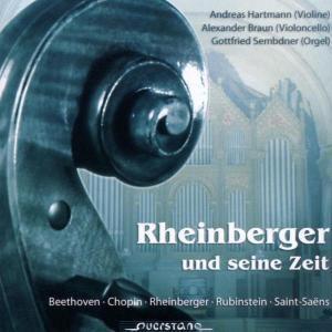Rheinberger Und Seine Zeit, A. Hartmann, A. Braun, G. Sembdner
