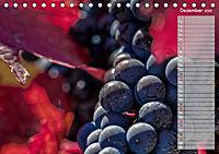 Rheingau - Spätburgunder Trauben (Tischkalender 2019 DIN A5 quer) - Produktdetailbild 12
