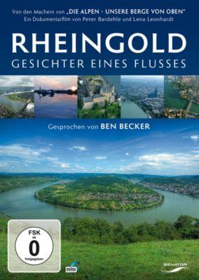 Rheingold - Gesichter eines Flusses, Diverse Interpreten