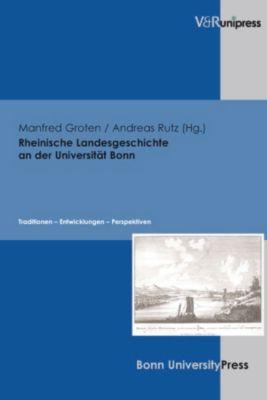 Rheinische Landesgeschichte an der Universität Bonn