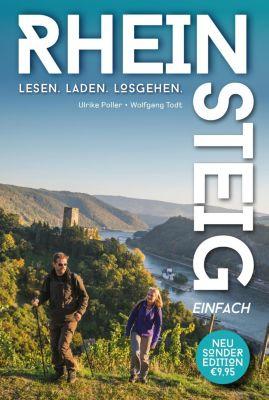 Rheinsteig einfach - Pocket-Wanderführer zum kleinen Preis -  pdf epub