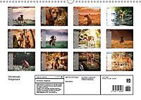 Rhodesian Ridgeback - Herzen auf vier Pfoten (Wandkalender 2019 DIN A3 quer) - Produktdetailbild 13