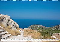Rhodos - Traumhafter Süden (Wandkalender 2019 DIN A2 quer) - Produktdetailbild 1