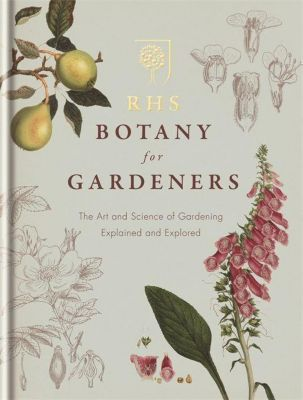RHS Botany for Gardeners, Geoff Hodge