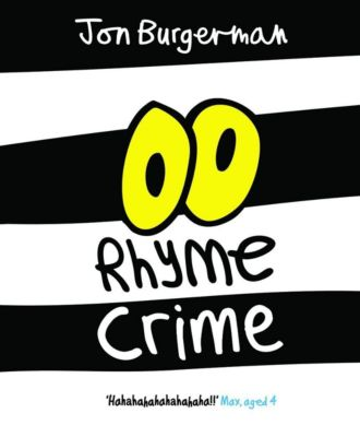 Rhyme Crime, Jon Burgerman