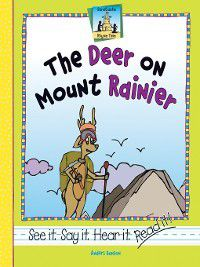 Rhyme Time: Deer on Mount Rainier, Anders Hanson
