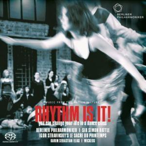 Rhythm Is It!, Simon Rattle, Bpo