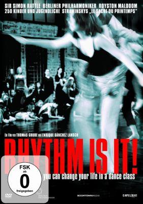 Rhythm is it!, Simon Rattle, Berliner Philharmoniker