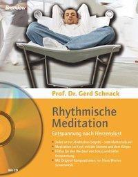 Rhythmische Meditation, m. Audio-CD, Gerd Schnack