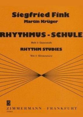 Rhythmus-Schule, Siegfried Fink, Martin Krüger