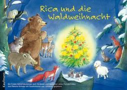 Rica und die Waldweihnacht, Renate Schupp, Johanna Ignjatovic