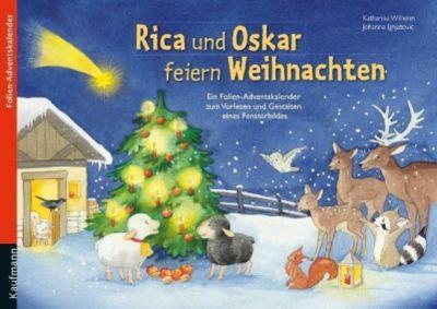 Rica und Oskar feiern Weihnachten, Katharina Wilhelm, Johanna Ignjatovic