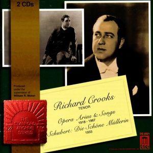 Richard Crooks,Tenor, Richard Crooks