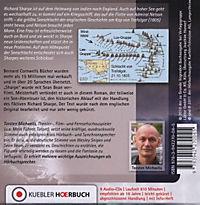 Richard Sharpe Band 4: Sharpes Trafalgar (9 Audio-CDs) - Produktdetailbild 1