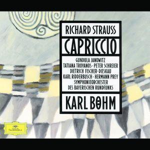 Richard Strauss: Capriccio, Janowitz, Auger, Böhm, Sobr