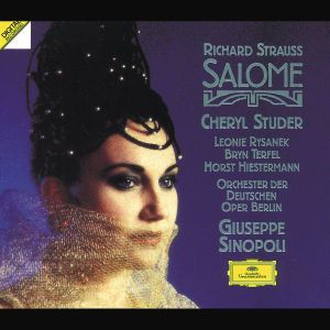 Richard Strauss: Salome, Studer, Rysanek, Sinopoli, Odob