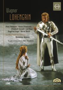 Richard Wagner - Lohengrin, Nelsson, Hofmann, Armstrong