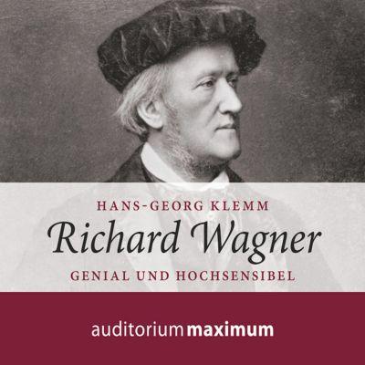Richard Wagner (Ungekürzt), Hans Georg Klemm