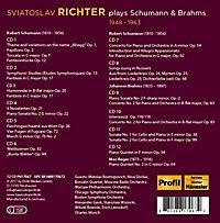 Richter Plays Brahms & Schumann - Produktdetailbild 1