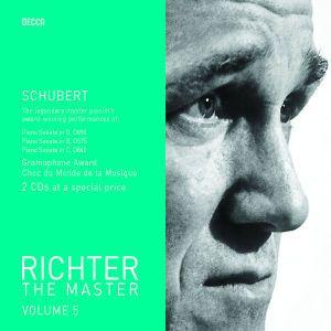Richter plays Schubert, Svjatoslav Richter