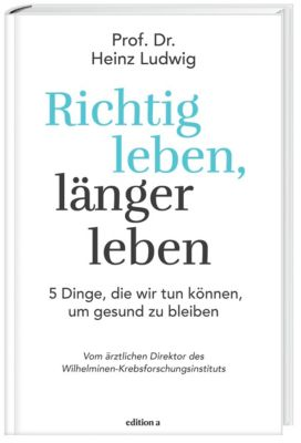 Richtig leben, länger leben, Heinz Ludwig