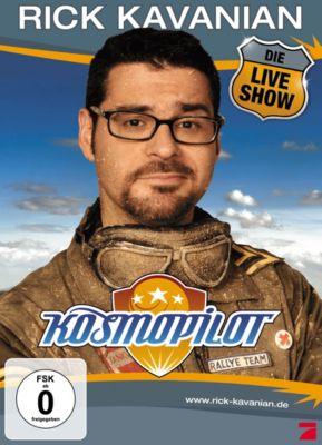 Rick Kavanian - Kosmopilot, Rick Kavanian