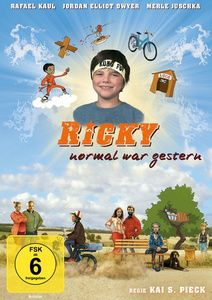 Ricky - Normal war gestern, Rafael Kaul, Jordan Elliot Dwyer, Merle Juschka