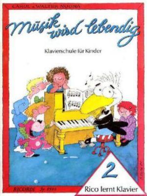 Rico lernt Klavier, Carol Noona, Walter Noona