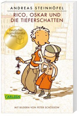Rico & Oskar Band 1: Rico, Oskar und die Tieferschatten, Andreas Steinhöfel