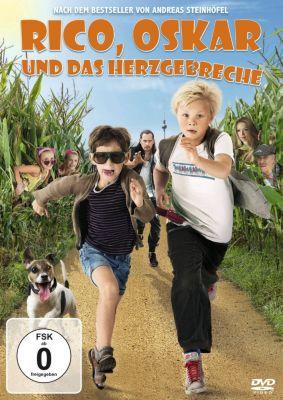 Rico, Oskar und das Herzgebreche, Andreas Steinhöfel